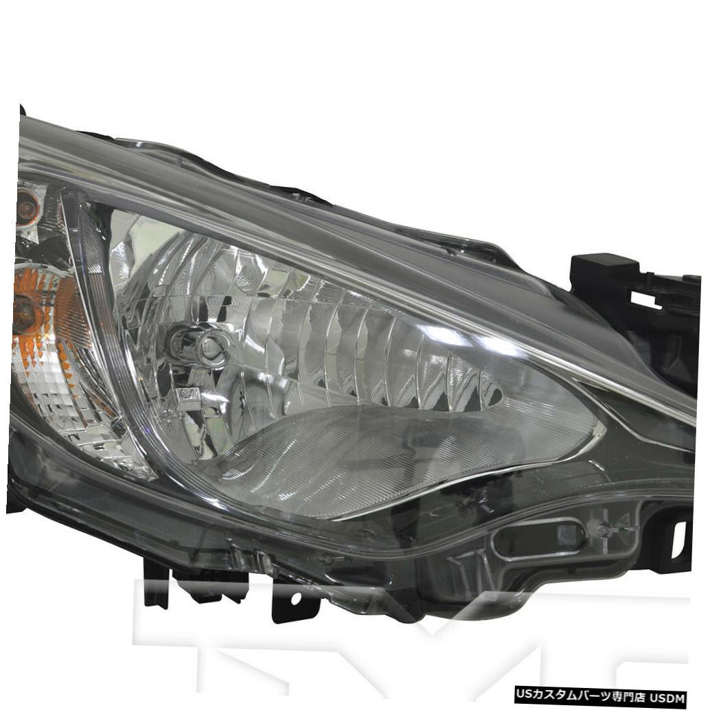 ヘッドライト 16-18トヨタヤリスiA右助手席ヘッドライトヘッドランプNSF 16-18 Toyota Yaris iA Right Passenger Headlight Headlamp NSF