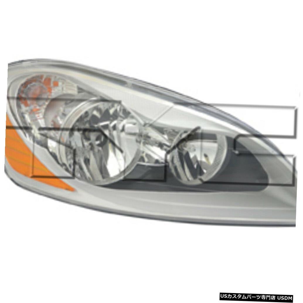 ヘッドライト 10-13ボルボXC-60ハロゲン右助手席ヘッドライトヘッドランプNSF 10-13 Volvo XC-60 Halogen Right Passenger Headlight Headlamp NSF