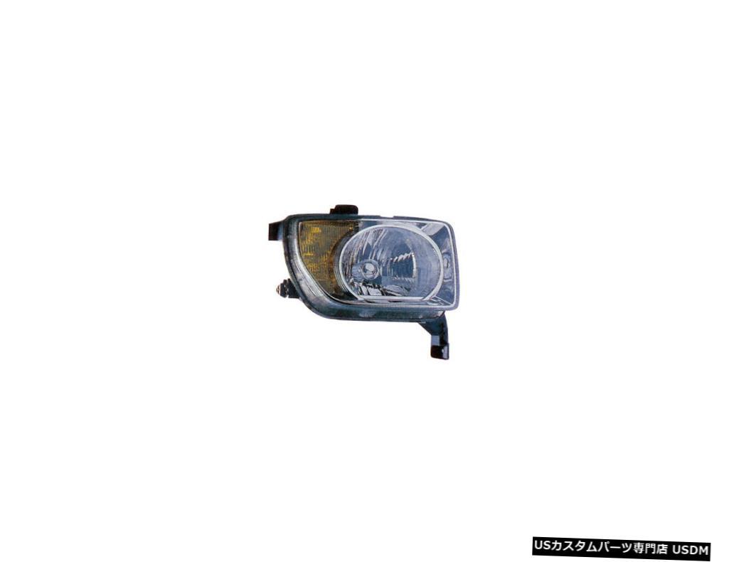 ヘッドライト 2003- 2006年ホンダエレメントパッセンジャー右側ヘッドライトランプアセンブリ 2003-2006 Honda Element Passenger Right Side Headlight Lamp Assembly