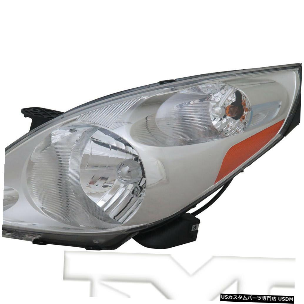 ヘッドライト 13-15シボレースパーク左ドライバーヘッドライトヘッドランプCAPA 13-15 Chevy Spark Left Driver Headlight Headlamp CAPA