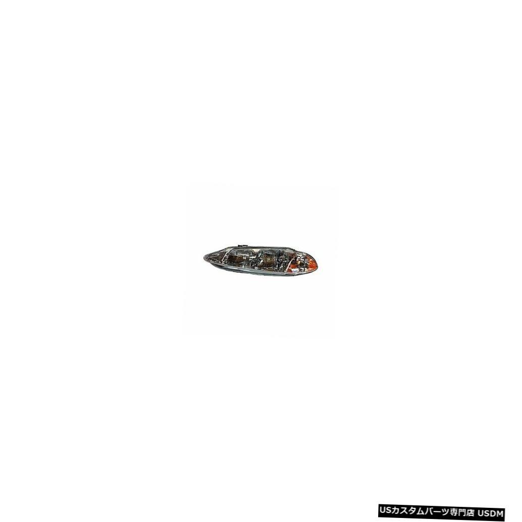 ヘッドライト 98-01ダッジイントレピッドヘッドライトアセンブリドライバー側 98-01 Dodge Intrepid Headlight Assembly Driver Side