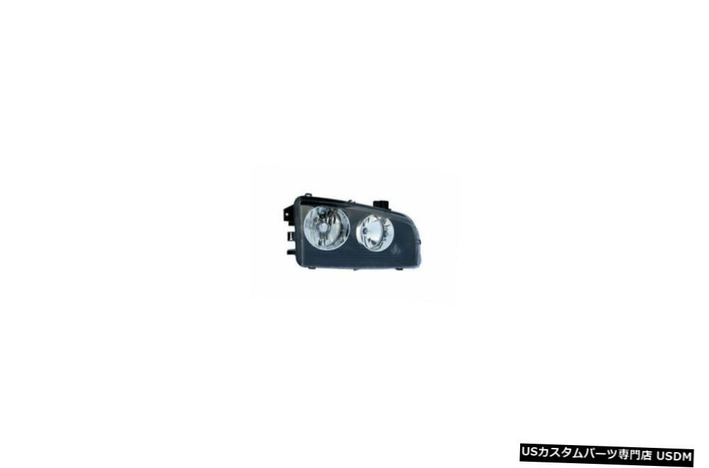 ヘッドライト 06-07ダッジチャージャー(ハロゲン)助手席ヘッドライト 06-07 Dodge Charger (Halogen) Passenger Headlight