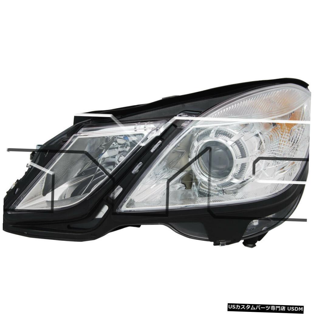 ヘッドライト 10-13メルセデスベンツEクラスセダンハロゲンドライバーヘッドライト 10-13 Mercedes Benz E-Class Sedan Halogen Driver Headlight