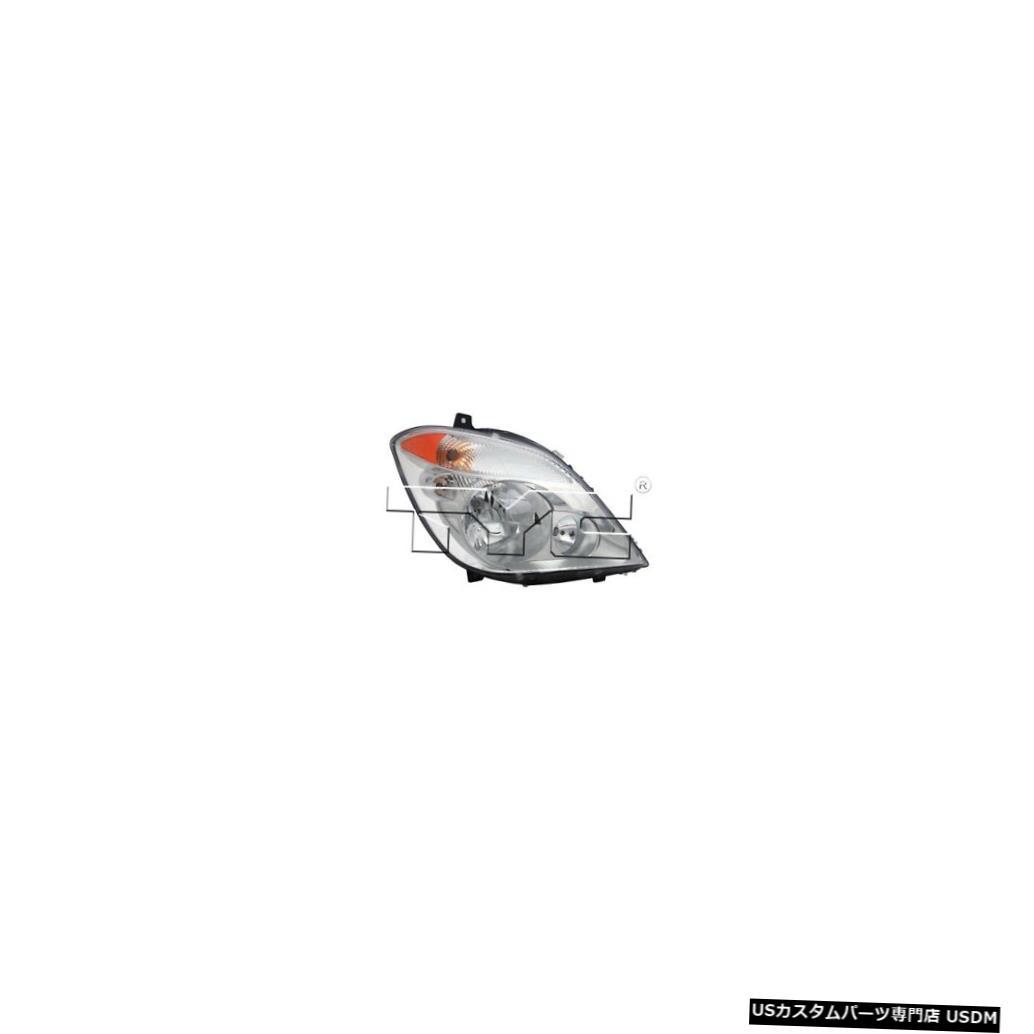ヘッドライト 10-15メルセデスベンツスプリンターバン/ 07-09ダッジスプリンターパッセンジャーヘッドライト 10-15 Mercedes Benz Sprinter Van/07-09 Dodge Sprinter Passenger Headlight