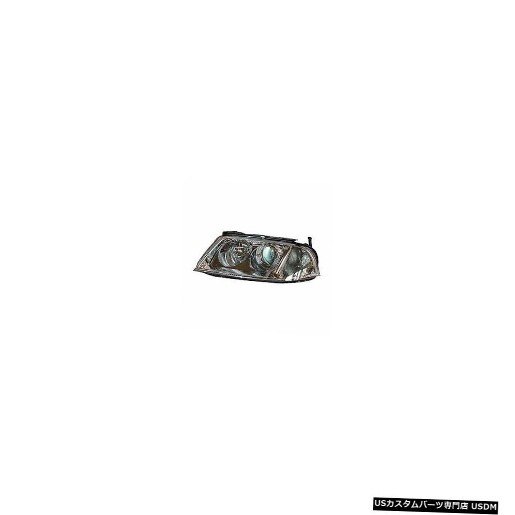 ヘッドライト 01-05フォルクスワーゲンパサートハロゲンヘッドライトアセンブリドライバー側 01-05 Volkswagen Passat Halogen Headlight Assembly Driver Side