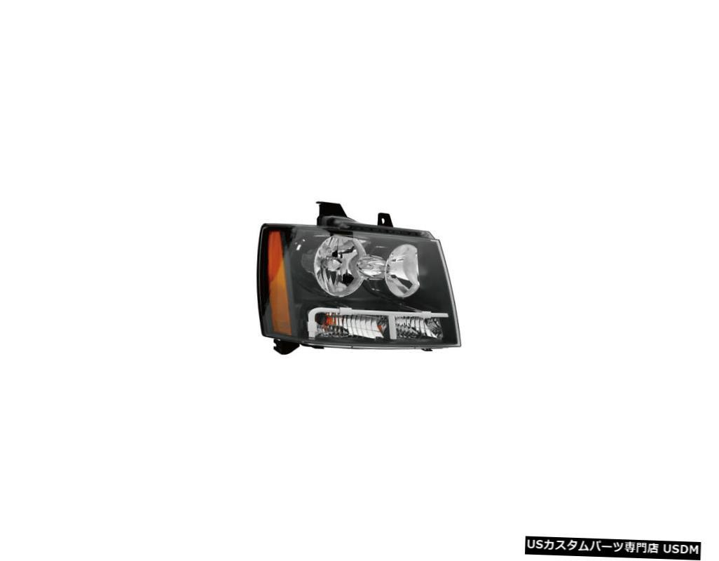 ヘッドライト 2007-2013シボレーアバランシェ/スブ rban /タホパッセンジャー右ヘッドライトランプ 2007-2013 Chevrolet Avalanche/Suburban/Tahoe Passenger Right Headlight Lamp
