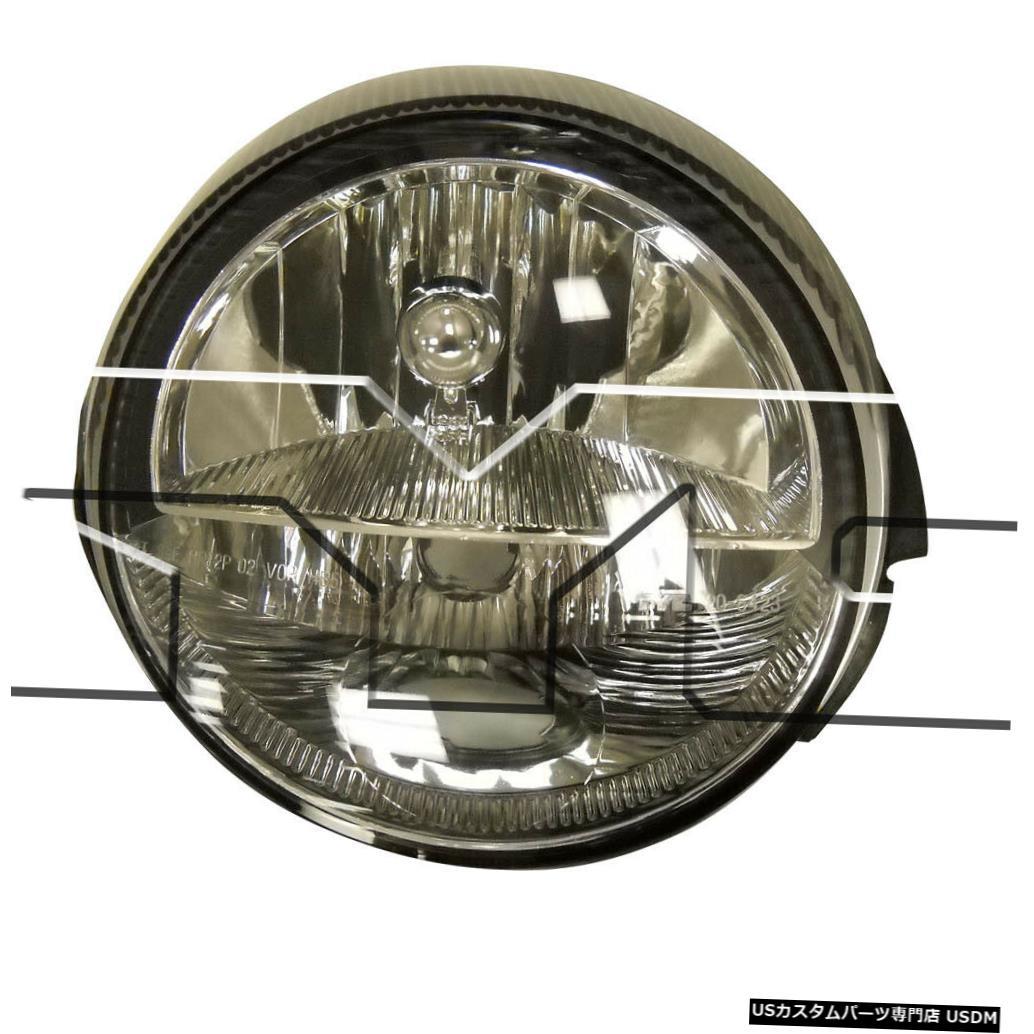 ヘッドライト 03-05フォードサンダーバード右助手席ヘッドライトヘッドランプ 03-05 Ford Thunderbird Right Passenger Headlight Headlamp
