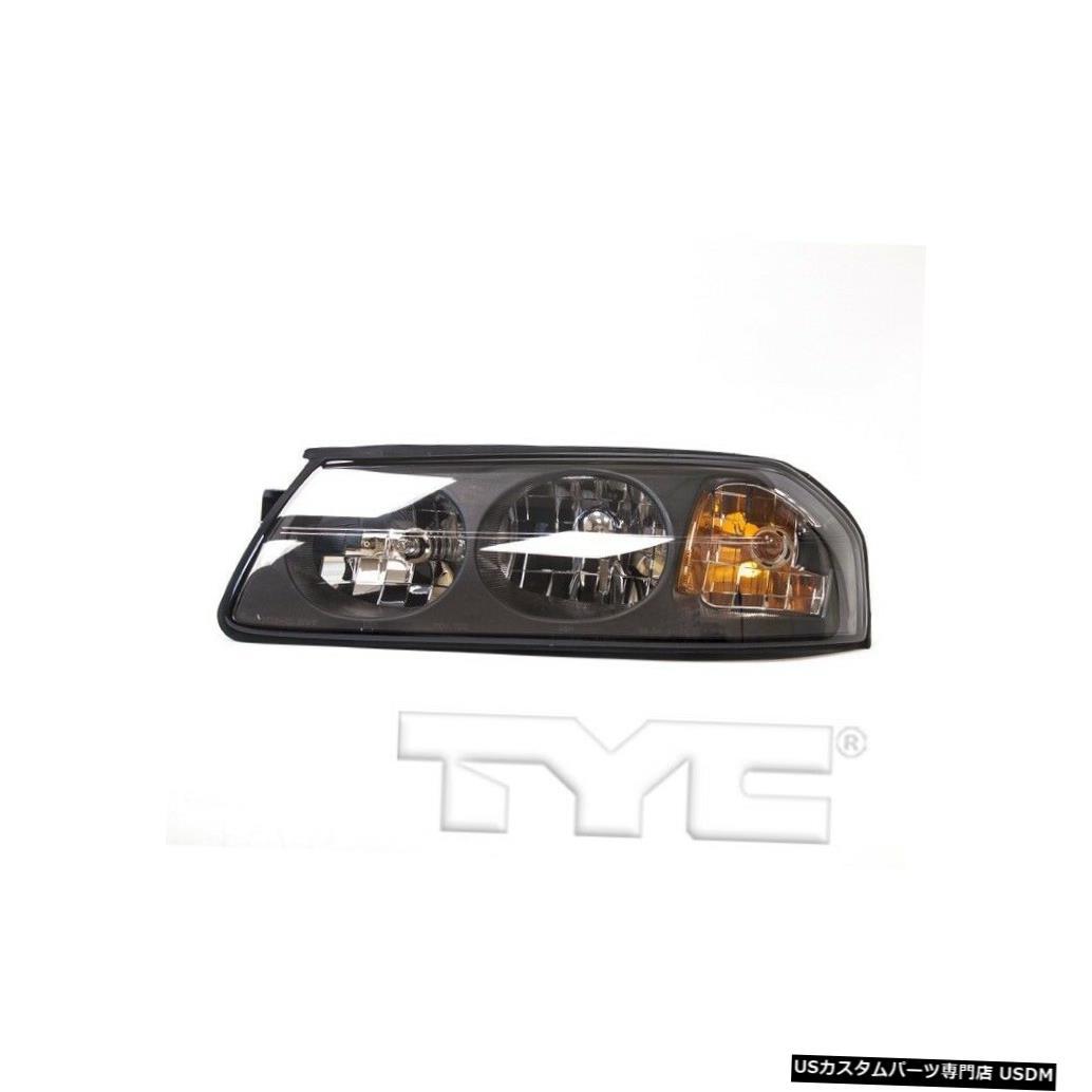 ヘッドライト 00-04シボレーインパラ左ドライバーヘッドライトヘッドランプNSF 00-04 Chevy Impala Left Driver Headlight Headlamp NSF