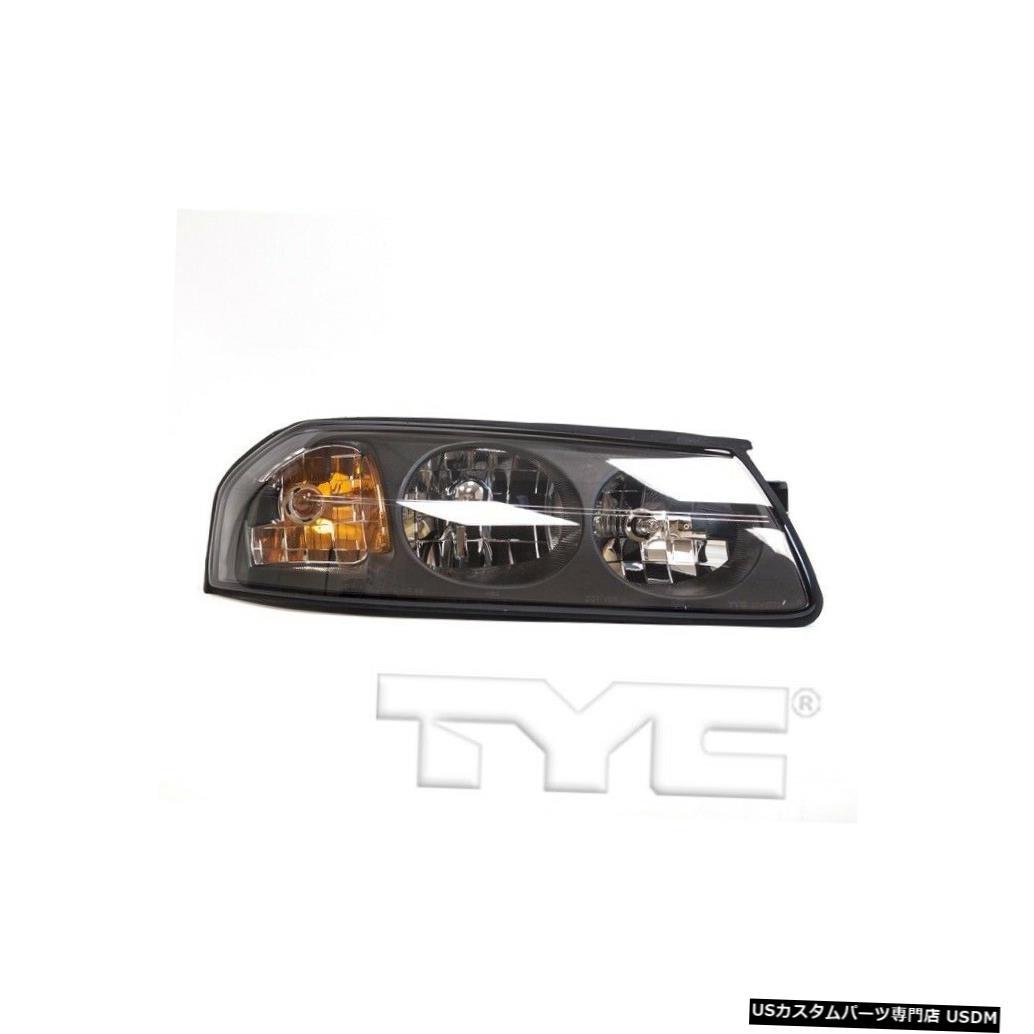 ヘッドライト 00-04シボレーインパラ右助手席ヘッドライトヘッドランプNSF 00-04 Chevy Impala Right Passenger Headlight Headlamp NSF
