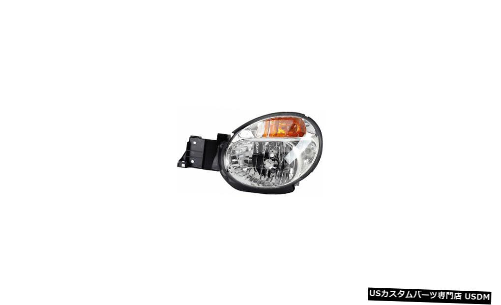 ヘッドライト 2002-2003スバルインプレッサ(アウトバックスポーツ)ドライバー左ヘッドライトランプに適合 Fits 2002-2003 Subaru Impreza (Outback Sport) Driver Left Headlight Lamp