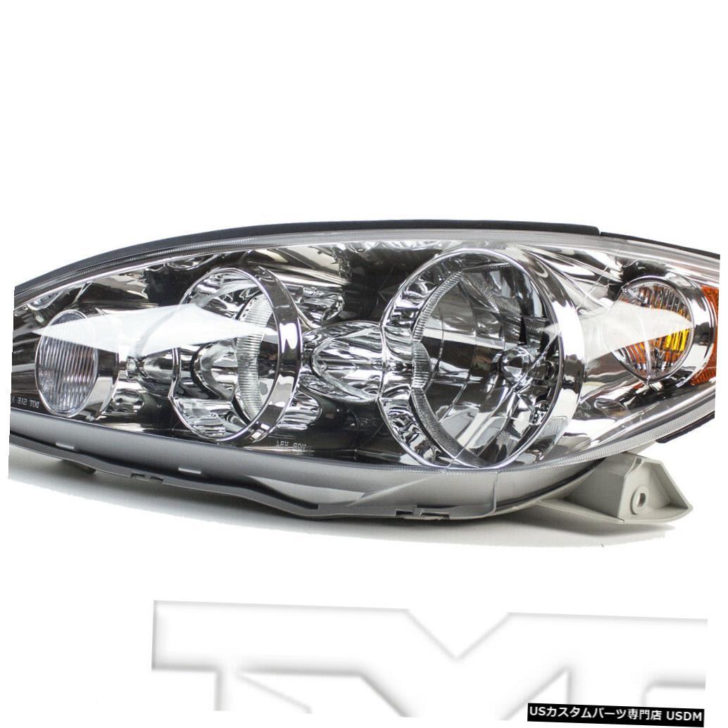 ヘッドライト 05-06トヨタカムリLE / XLE左ドライバーヘッドライトヘッドランプNSF 05-06 Toyota Camry LE/XLE Left Driver Headlight Headlamp NSF
