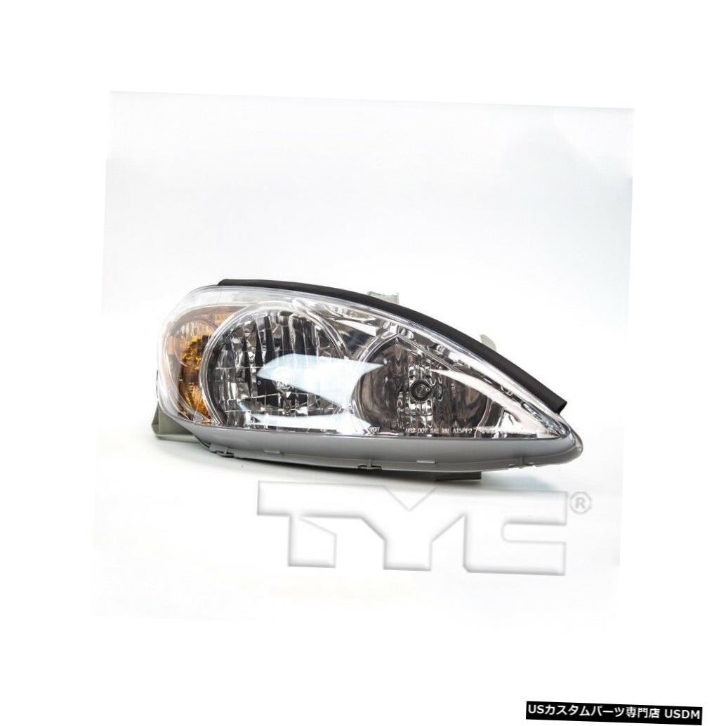 ヘッドライト 02-04トヨタカムリLE / XLE右助手席ヘッドライトヘッドランプNSF 02-04 Toyota Camry LE/XLE Right Passenger Headlight Headlamp NSF