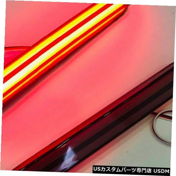 Turn Signal Lamp 2019 2020トヨタRAV4のLEDリアフォグランプバンパーLEDブレーキターンシグナルライト LED Rear Fog Lamp Bumper LED Brake Turn signal Light For 2019 2020 Toyota RAV4