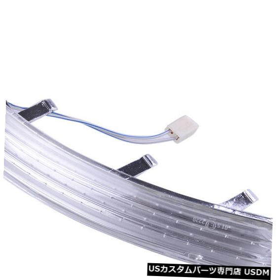 Turn Signal Lamp VW Touareg 2007-2010のために合う左のドアミラーの回転信号の表示Lampライト Left Door Mirror Turn Signal Indicator Lamp Light Fit For VW Touareg 2007-2010