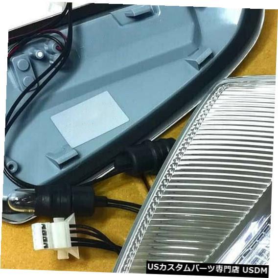 Turn Signal Lamp ドアサイドミラーターンシグナルランプライトメルセデスW164 ML350 ML550 ML63に適合 Door Side Mirror Turn Signal Lamp Light Fit For Mercedes W164 ML350 ML550 ML63