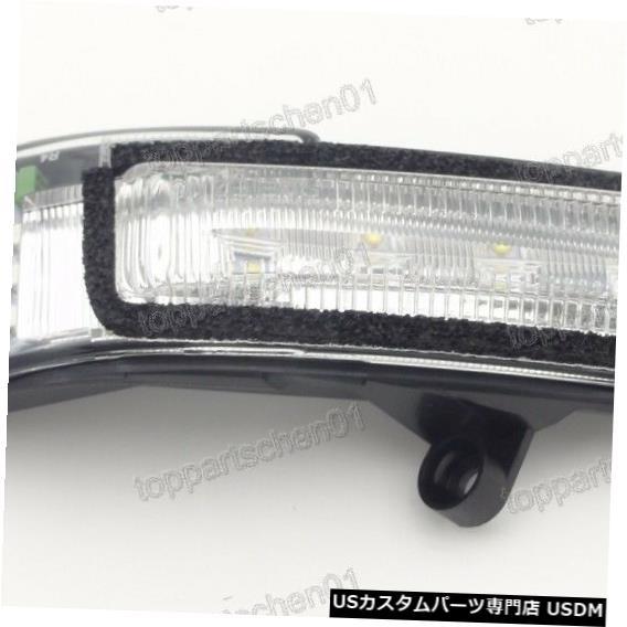 Turn Signal Lamp フォードF150の高い構成のためのRHのサイドミラーの回転信号ライトランプ  RH Side Mirror Turn Signal Light Lamp For Ford F150 High Configuration
