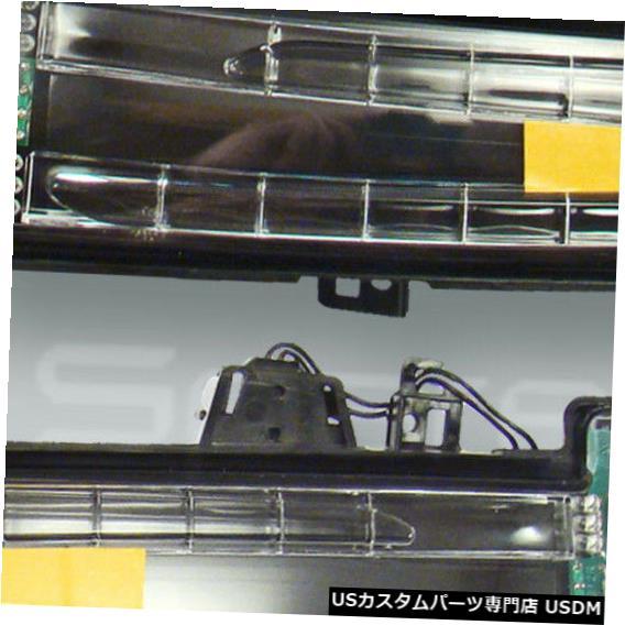 Turn Signal Lamp ドアミラーターンシグナルランプライトペア2010-2014 MB CクラスW204に適合 Door Mirror Turn Signal Lamps Lights PAIR fits 2010-2014 MB C-Class W204