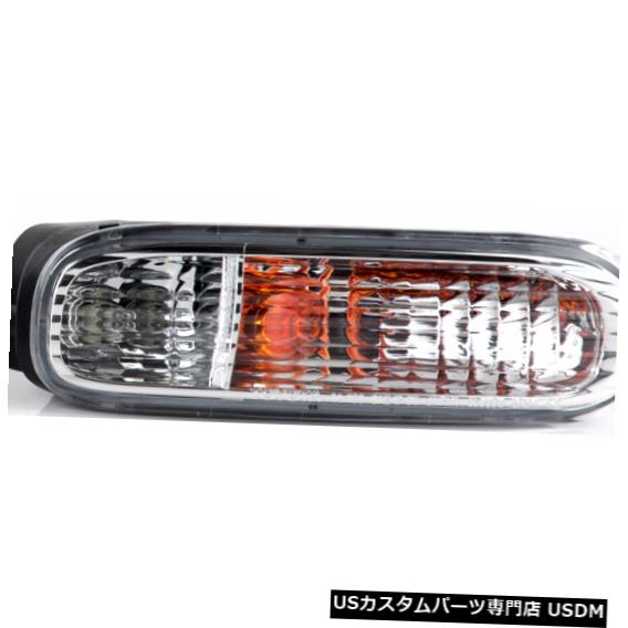 Turn Signal Lamp 本物のトヨタスープラMKIV左フロントターンシグナルランプアセンブリ81520-80086 Genuine Toyota Supra MKIV Left Front Turn Signal Lamp Assembly 81520-80086