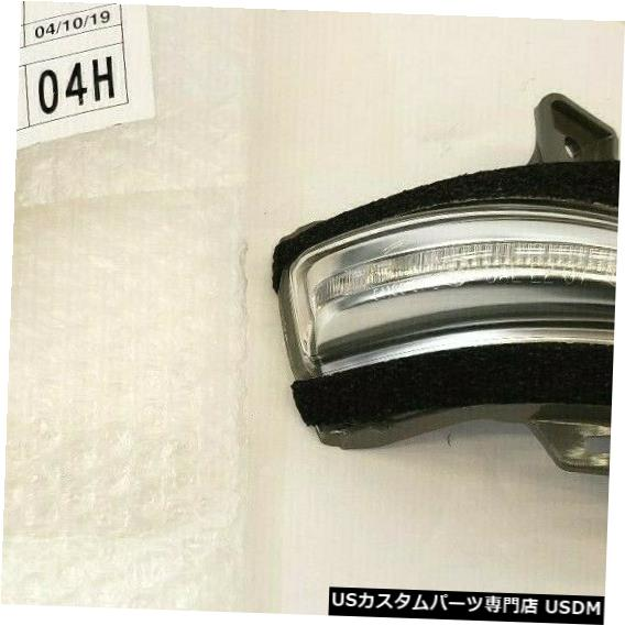Turn Signal Lamp レクサスOEMファクトリーフロントパッセンジャーミラーターンシグナルランプ2010-2012 ES350 LEXUS OEM FACTORY FRONT PASSENGER MIRROR TURN SIGNAL LAMP 2010-2012 ES350