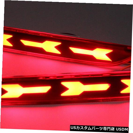 Turn Signal Lamp 2010-2018フォードマスタングのLED連続流れるターンシグナルランプランニングライト LED Sequential Flowing Turn Signal Lamp Running Light For 2010-2018 Ford Mustang