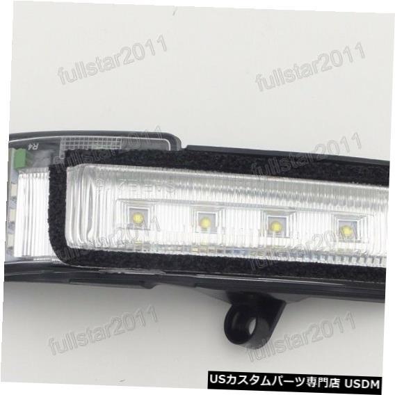 Turn Signal Lamp フォードF150の高い構成のための1Pcsサイドミラーランプのターンシグナルライト 1Pcs Side Mirror Lamp Turn Signal Light Right For Ford F150 High Configuration