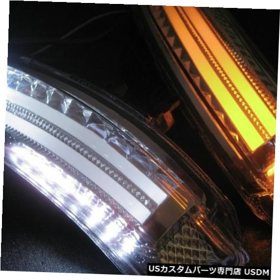Turn Signal Lamp MIT TOYOTA 2015 PRIUS PERSONA LEDアウトサイドドアミラーウインカーライトランプ MIT TOYOTA 2015 PRIUS PERSONA LED outside door mirror turn signal light lamp
