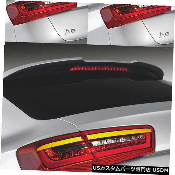 Turn Signal Lamp ダイナミックターンシグナルアダプターLEDテールライトモジュールAUDI A6 C7 Avant Sをアップグレードします。 Upgrade Dynamic Turn Signal Adapter LED Tail Lights Module AUDI A6 C7 Avant S .