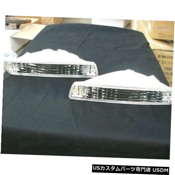 Turn Signal Lamp トヨタランドクルーザー80?1990-1997? /レクサスLX450クリスタルフロントウィンカーランプ Toyota Land Cruiser 80(1990-1997) / Lexus LX450 Crystal Front Winker Lamp