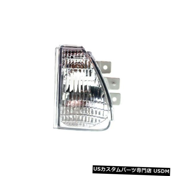 Turn Signal Lamp 新しい交換用ウインカーライトRH / 1996-98クエスト用 NEW Replacement Turn Signal Light Lamp RH / FOR 1996-98 QUEST