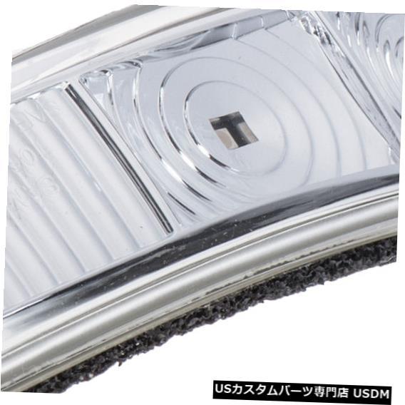 Turn Signal Lamp OEM純正エクステリアドライバーサイドミラーターンシグナルランプ起亜ソレント87613-1U000 OEM Genuine Exterior Driver Side Mirror Turn Signal Lamp Kia Sorento 87613-1U000