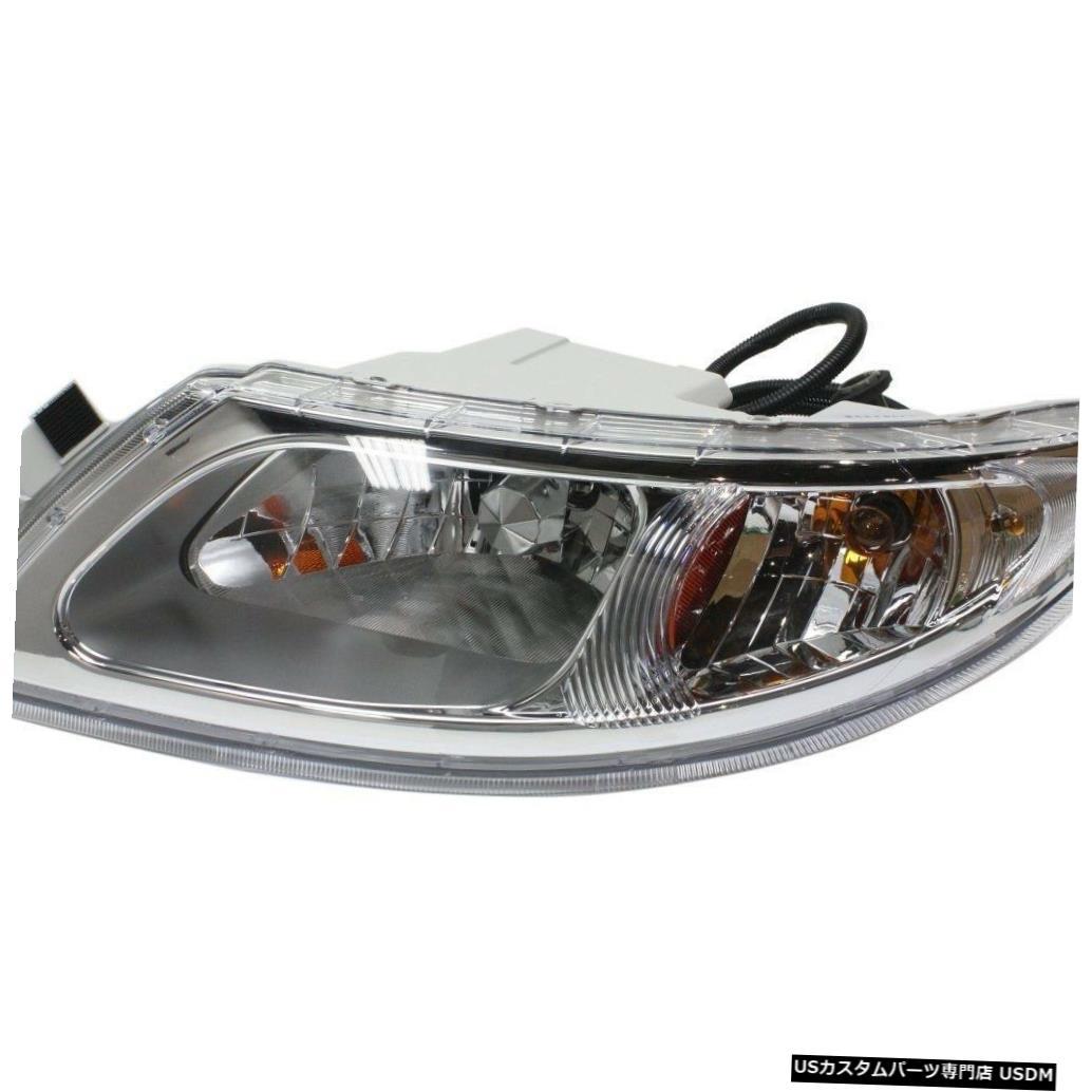 Headlight IC CEスクールバス2005 2006 2007 2008左ドライバーヘッドライトヘッドライトフロントランプ IC CE SCHOOL BUS 2005 2006 2007 2008 LEFT DRIVER HEADLIGHT HEAD LIGHT FRONT LAMP