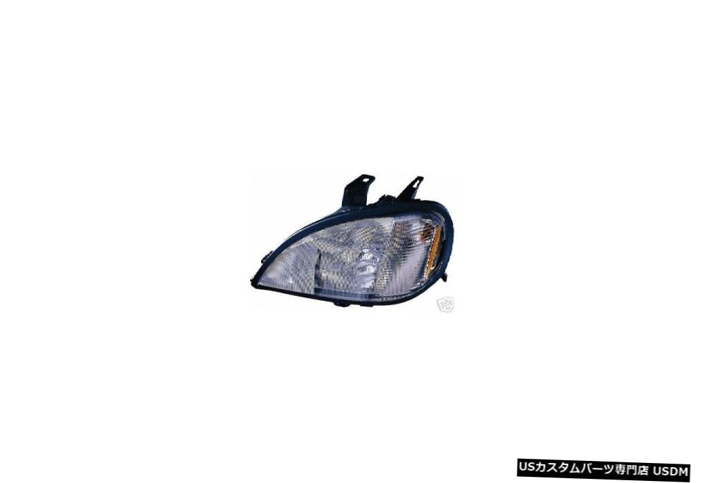Headlight FREIGHTLINER COLUMBIA 1996-2003 2001 2002 2003 HEAD LIGHT FRONT LAMP LEFT DRIVER FREIGHTLINER COLUMBIA 1996-2003 2001 2002 2003 HEAD LIGHT FRONT LAMP LEFT DRIVER
