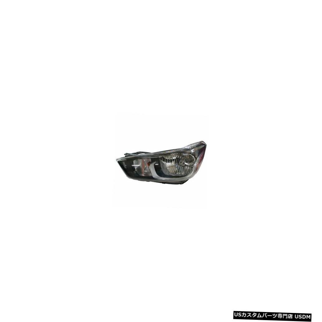 Headlight フィットシェビースパーク2016-2018左ドライバーヘッドライトヘッドライトランプNEW 42564394 FIT CHEVY SPARK 2016-2018 LEFT DRIVER HEADLIGHT HEAD LIGHT LAMP NEW 42564394