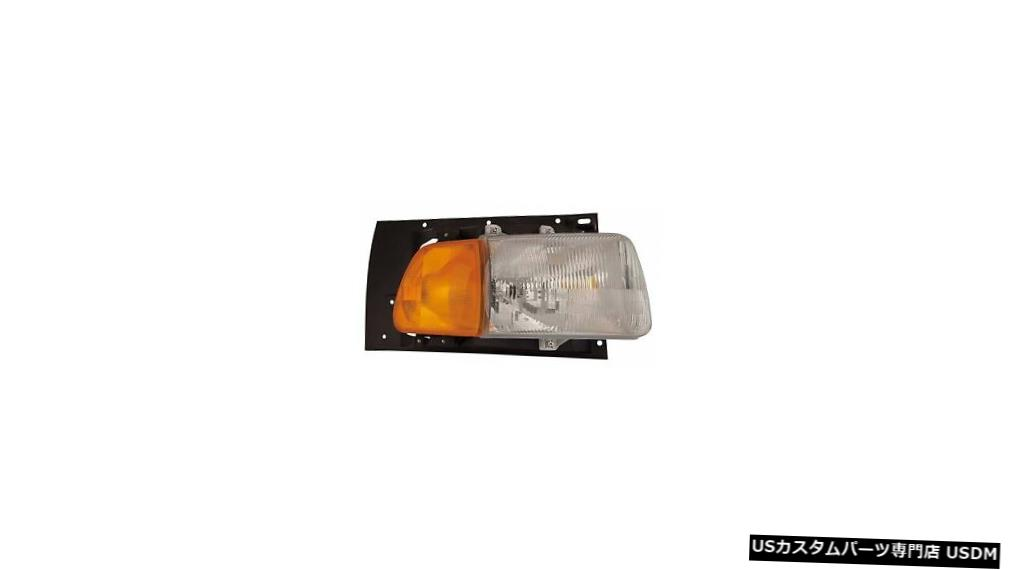 Headlight 9500 9522 9513 1998-2005の右助手席ヘッドライトヘッドランプライト STERLING AT 9500 9522 9513 1998-2005 RIGHT PASSENGER HEADLIGHT HEAD LAMP LIGHT