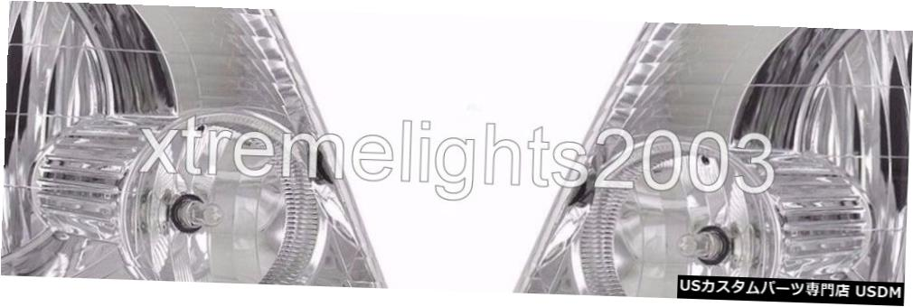 大人気定番商品 Headlight FOURWINDS MANDALAY 2003 2004 2005ペアヘッドライトヘッドライトフロントランプRV FOURWINDS MANDALAY 2003 2004 2005 PAIR HEADLIGHTS HEAD LIGHTS FRONT LAMPS RV, 共和町 310126ba