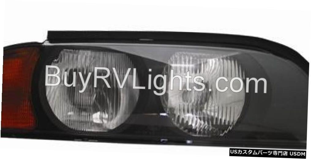 Headlight FLEETWOOD PACE ARROW 2003 03右ヘッドライトヘッドライトフロントランプRV FLEETWOOD PACE ARROW 2003 03 RIGHT HEADLIGHT HEAD LIGHT FRONT LAMP RV