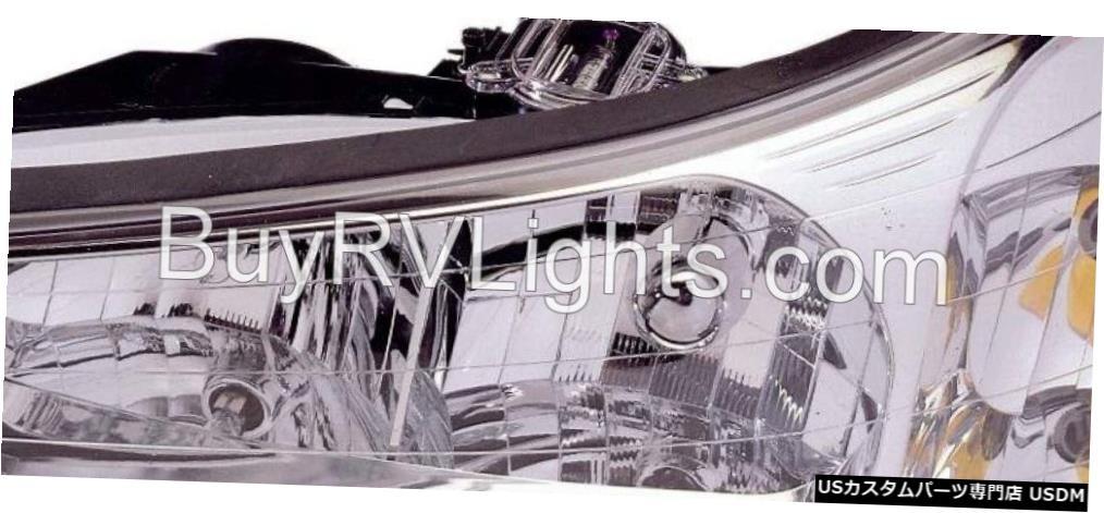 Headlight FLEETWOOD REVOLUTION 2005 2006 2007 LEFT DRIVER HEADLIGHT HEAD LIGHT LAMP RV  FLEETWOOD REVOLUTION 2005 2006 2007 LEFT DRIVER HEADLIGHT HEAD LIGHT LAMP RV