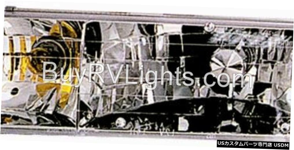 Headlight REXHALL AERBUS 2000 2001 2002 2003 2004 LEFT HEADLIGHT HEAD LIGHT FRONT LAMP RV REXALL AERBUS 2000 2001 2002 2003 2004 LEFT HEADLIGHT HEAD LIGHT FRONT LAMP RV