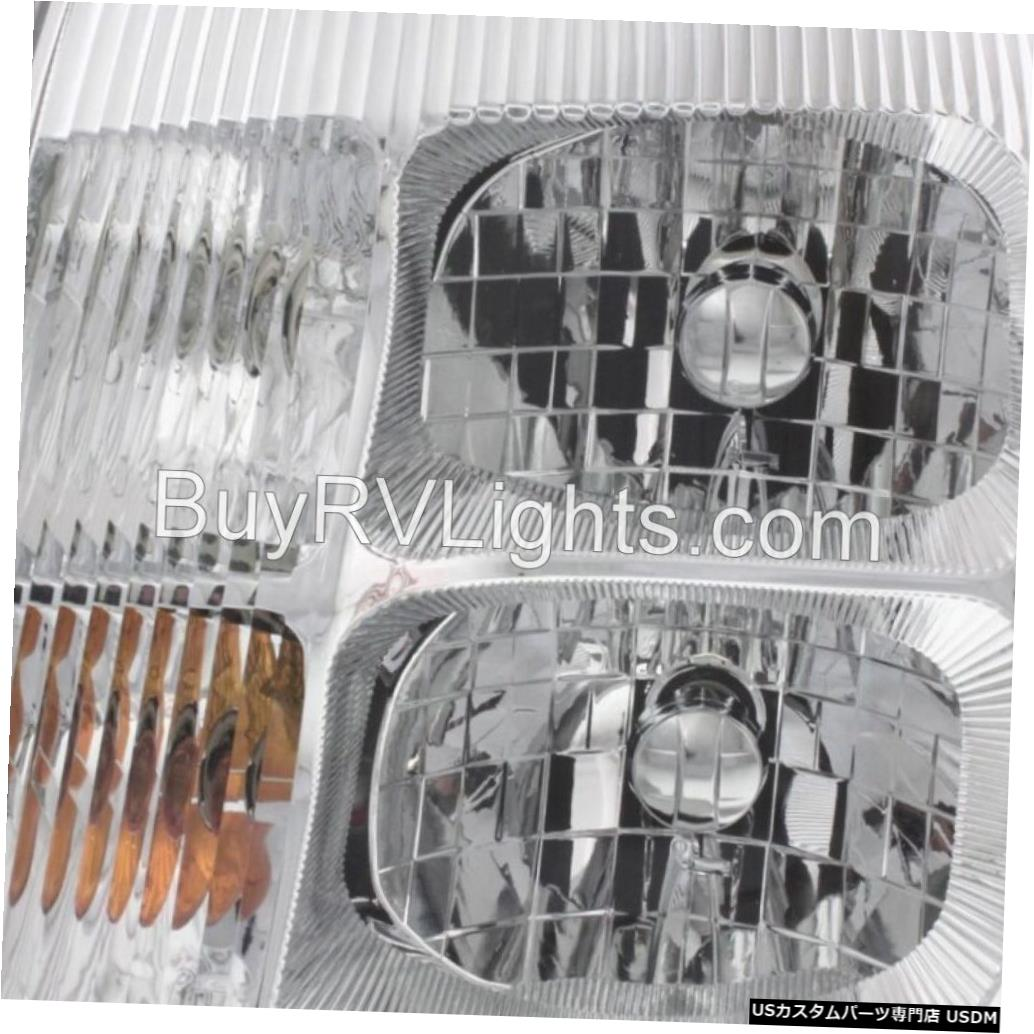Headlight THOR WINDSPORT 2009 2010 2011左ドライバーフロントライトヘッドライトヘッドランプRV THOR WINDSPORT 2009 2010 2011 LEFT DRIVER FRONT LIGHT HEADLIGHT HEAD LAMP RV