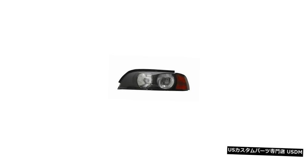 Headlight ホリデーランブラーセプター2008 2009左ドライバーヘッドライトヘッドライトフロントランプRV HOLIDAY RAMBLER SCEPTER 2008 2009 LEFT DRIVER HEADLIGHT HEAD LIGHT FRONT LAMP RV