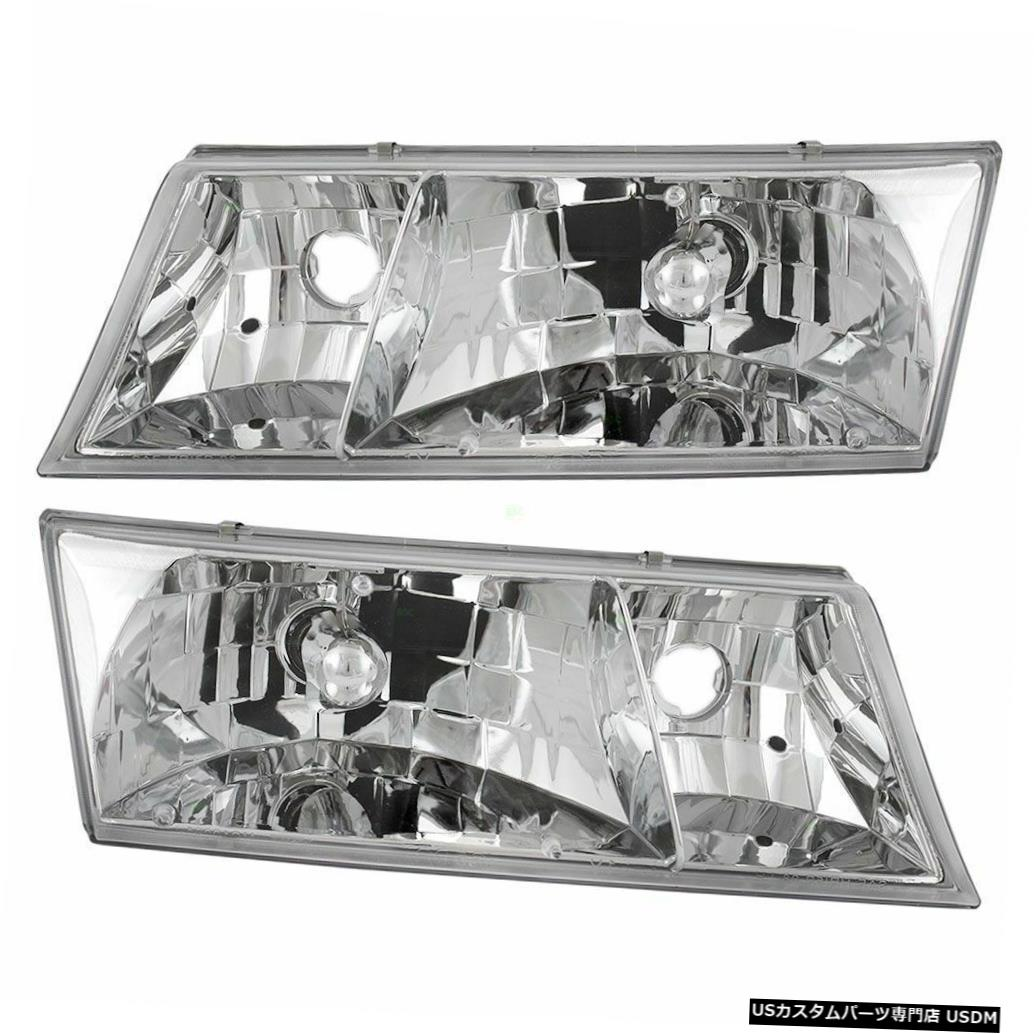 Headlight FLEETWOOD SOUTHWIND 2007 2008ペアヘッドライトヘッドライトフロントランプRV FLEETWOOD SOUTHWIND 2007 2008 PAIR HEADLIGHTS HEAD LIGHTS FRONT LAMPS RV