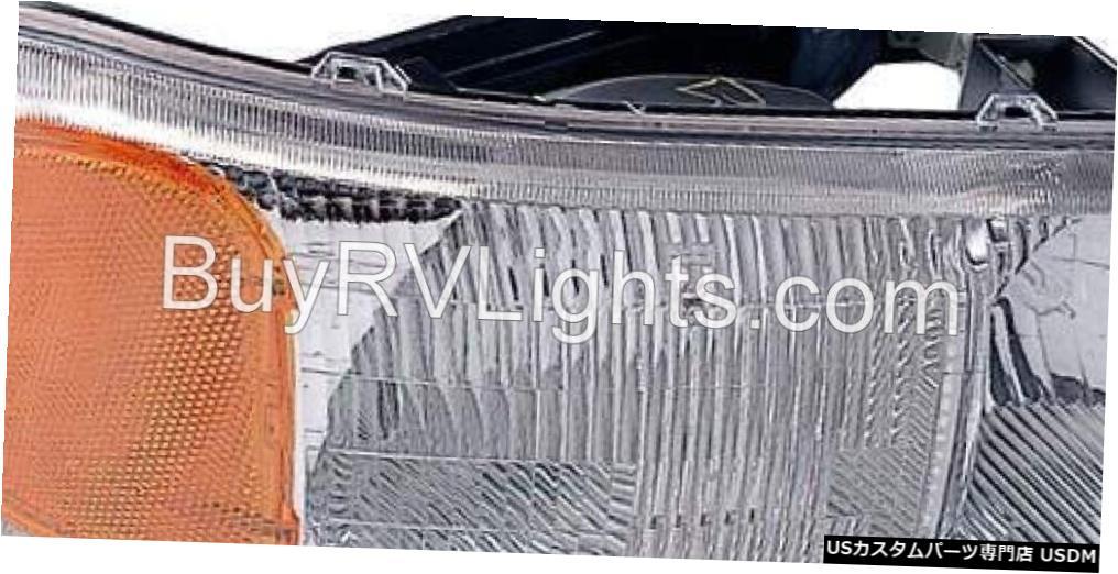 Headlight FLEETWOOD PROVIDENCE 2002 2003 RIGHT PASSENGER HEAD LIGHT LAMP HEADLIGHT RV FLEETWOOD PROVIDENCE 2002 2003 RIGHT PASSENGER HEAD LIGHT LAMP HEADLIGHT RV