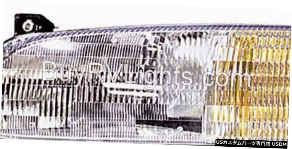 Headlight WINNEBAGO CHIEFTAIN 2000 2001 98 99 RIGHT PASSENGER HEAD LIGHT LAMP HEADLIGHT RV WINNEBAGO CHIEFTAIN 2000 2001 98 99 RIGHT PASSENGER HEAD LIGHT LAMP HEADLIGHT RV