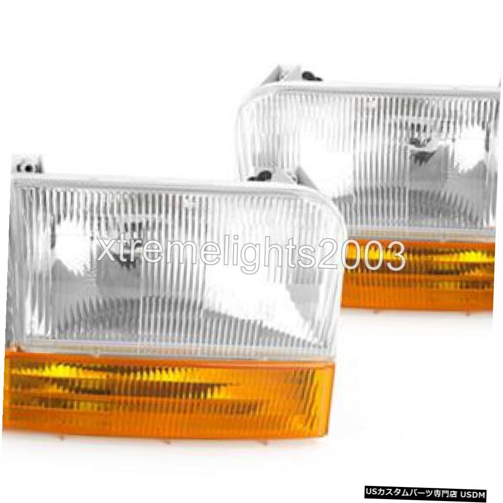 COACH SET カントリーコーチアフィニティ2000-2002ペアセットヘッドライトシグナルサイドライト6PC RV RV AFFINITY Headlight 2000-2002 LIGHTS 6PC PAIR SIGNAL HEADLIGHTS SIDE COUNTRY