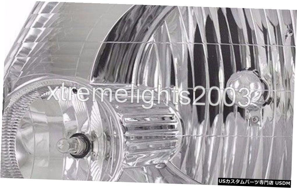 Headlight カントリーコーチインスパイア2004 2005 2006フロントランプヘッドライト左RVモーターホーム COUNTRY COACH INSPIRE 2004 2005 2006 FRONT LAMP HEAD LIGHT LEFT RV MOTORHOME
