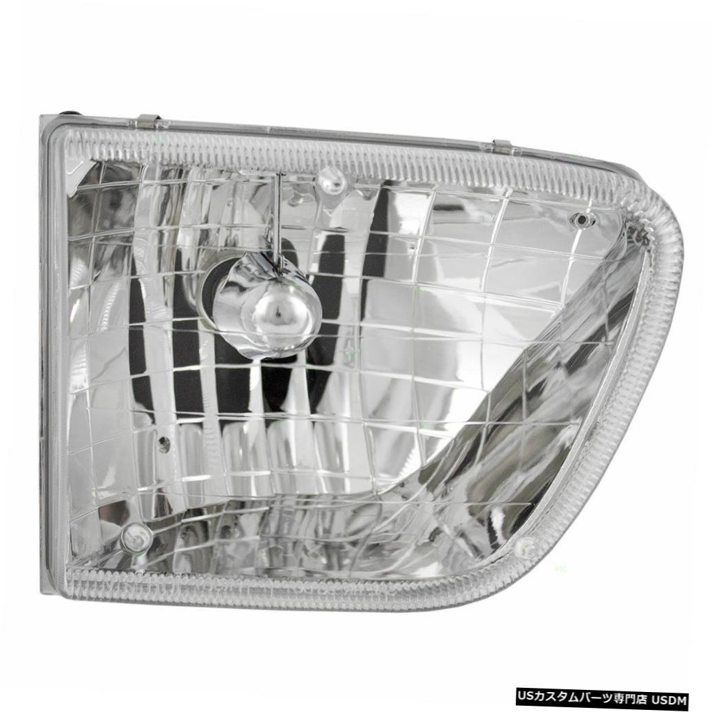 Headlight 4風ハリケーン2000 2001 2003右助手席ヘッドライトヘッドライトランプRV FOUR WINDS HURRICANE 2000 2001 2003 RIGHT PASSENGER HEADLIGHT HEAD LIGHT LAMP RV