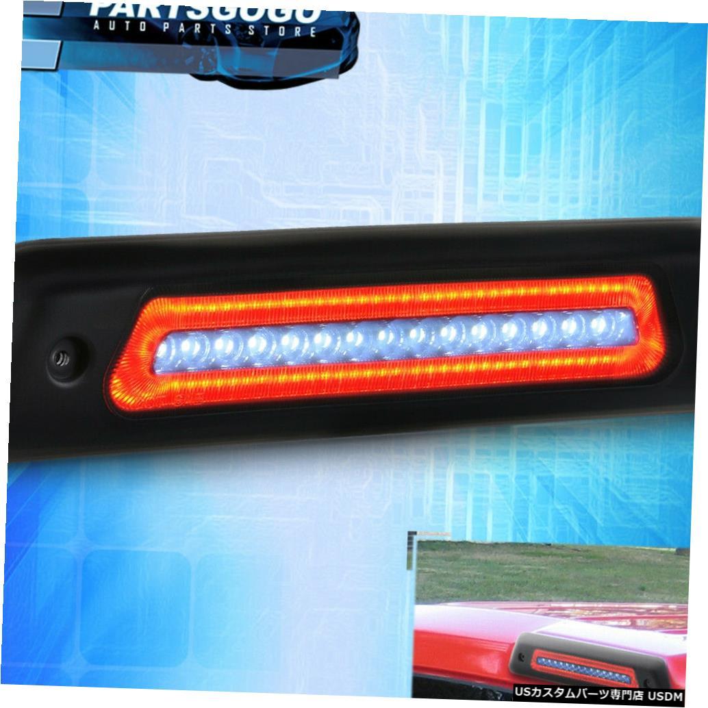 テールライト 09-14 Ford F150交換用LEDカーゴランプ3番目3番目の煙レンズブレーキライト For 09-14 Ford F150 Replacement LED Cargo Lamp 3rd Third Smoke Lens Brake Light