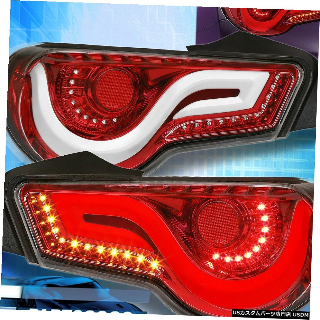車用品 バイク用品 >> パーツ ライト ランプ ブレーキ テールランプ テールライト 13-20サイオンFRSスバルBRZ FT86赤LEDシーケンシャルシグナルテールライトランプ用 For 13-20 BRZ Signal Lights Red FT86 FRS Tail Lamps Sequential Scion LED Subaru 安心の実績 高価 買取 強化中 お買い得品