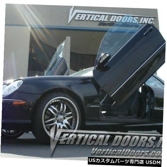 Vertical Doors メルセデスベンツCLK500 2003-2009垂直ドアランボドア変換キット用 For Mercedes-Benz CLK500 2003-2009 Vertical Doors Lambo Door Conversion Kit