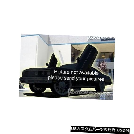 Vertical Doors ビュイックルセイバー71-76ランボスタイル垂直ドアVDIボルトヒンジキット Buick LeSabre 71-76 Lambo Style Vertical Doors VDI Bolt On Hinge Kit